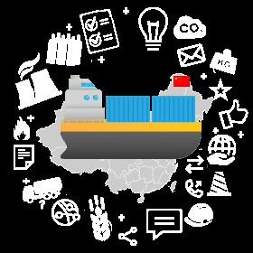 Доставка контейнера из Китая в Молдову
