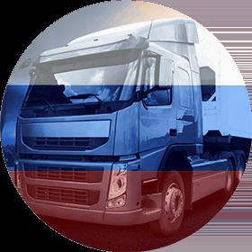 Доставка контейнера по России собственным автотранспортом через порты Одесса и Черноморск (Ильичевск) в Москва, Липецк, Брянск, Воронеж, Белгород с 1994г.