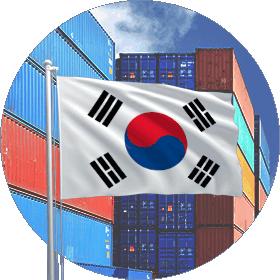 Контейнерные перевозки из Кореи