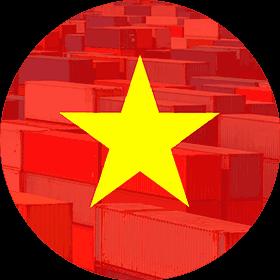 Контейнерные перевозки из Вьетнама