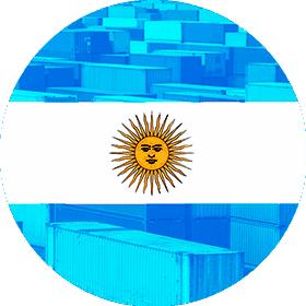 Контейнерные перевозки из Аргентины
