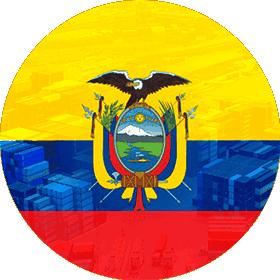 Контейнерные перевозки из Эквадора, стоимость доставки груза Украина, Россия, Беларусь, Молдова в контейнерах морем и автотранспортом