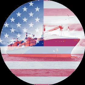 Контейнерные перевозки из США