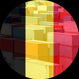 Контейнерные перевозки Бельгия, стоимость морской перевозки порты Антверпен, Брюгге - Зебрюгге - Одесса, Украина, Россия, Беларусь, Молдова