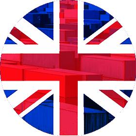 Контейнерные перевозки из Англии, Великобритании, морские перевозки порты порты Филикстоу, Саутгемптон - Одесса