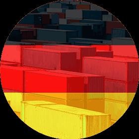 Контейнерные перевозки из Германии, стоимость морской перевозки порты Гамбург, Бремен - Одесса, Черноморск