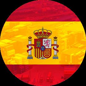 Контейнерные перевозки из Испании, порты Альхесирас, Валенсия, Барселона - Одесса, Черноморск