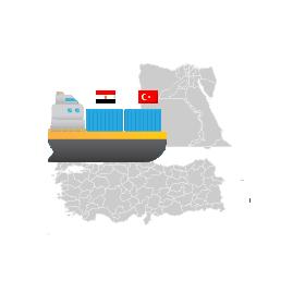 Доставка контейнера из Турции и Египта в Молдову и ПМР