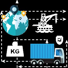 Overweight Container Transport, Heavy Cargo over Ukraine, Moldova, Russia, Belarus