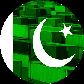Контейнерные перевозки из Пакистана