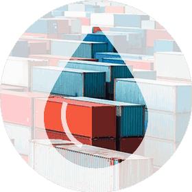 Liquid and Dry Bulk Container Forwarding
