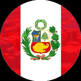 Контейнерные перевозки из Перу, стоимость доставки груза