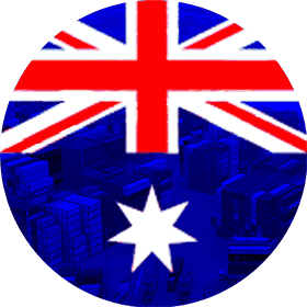 Контейнерные перевозки из Австралии в Украину, Россию, Беларусь, Молдову