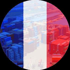 Контейнерные перевозки из Франции, морские перевозки порт Гавр - Одесса