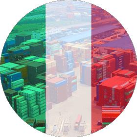 Контейнерные перевозки из Италии, стоимость морской перевозки Джоя-Тауро, Генуя, Специя - Одесса