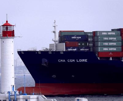 Одесский порт обеспечивает 80% перевалки контейнеров