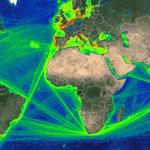 Отслеживание контейнера: отправка контейнера из Китая