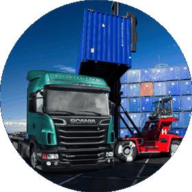 Стоимость доставки контейнера, контейнерной перевозки и экспедирования