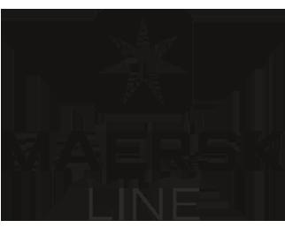 Transport maritim de containere MAERSK Moldova